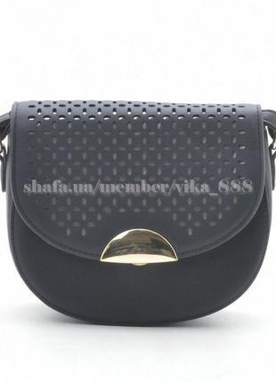 Клатч, сумка через плечо 488 черный