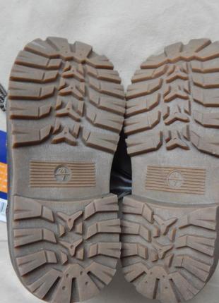 Детские зимние ботинки lupilu 24р сток германия4
