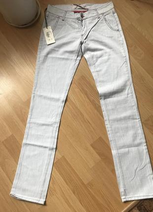 Летние джинсы met3 фото