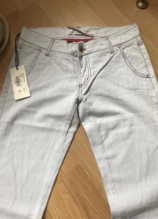 Летние джинсы met4 фото