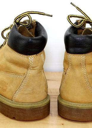 Тимбы деми ботинки2 фото