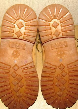 Тимбы деми ботинки4 фото