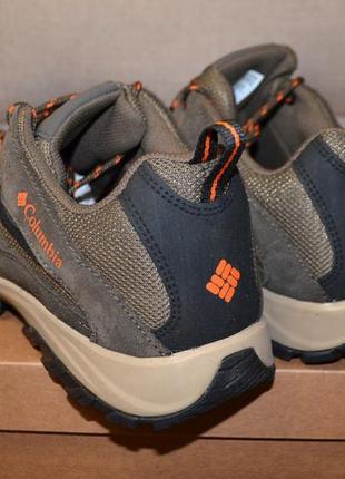 Кожаные кроссовки ботинки columbia crestwood 13us 47 р 31 см4 фото