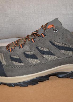 Кожаные кроссовки ботинки columbia crestwood 13us 47 р 31 см2 фото