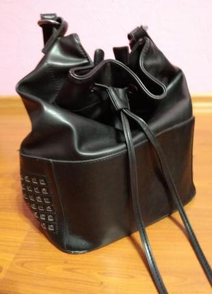 Сумка женская, сумка мешок