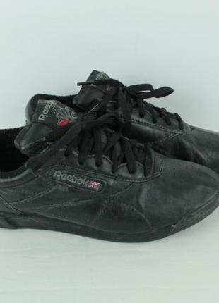 Оригинальные кожаные кроссовки reebok classic размер 38
