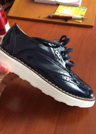 Туфли для девочки zara