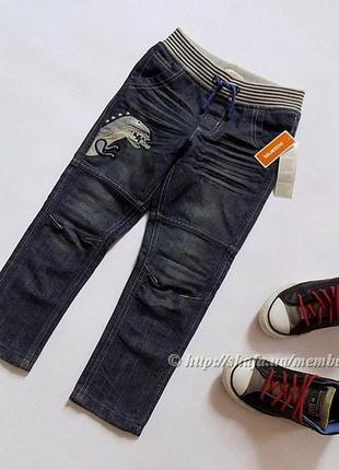 Новые джинсы на мальчика bluezoo, на 4-5 лет
