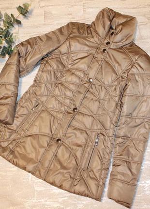 Демисезонная брендовая куртка fuchs schmitt  на размер м