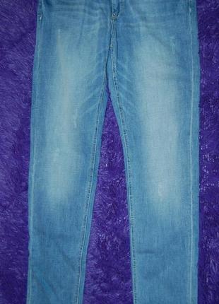 Фирменные джинсы promod