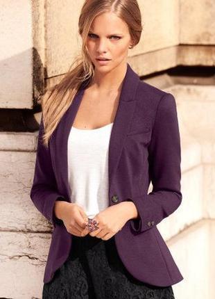 Шикарный приталенный пиджак от h&m (огромный выбор пиджаков)
