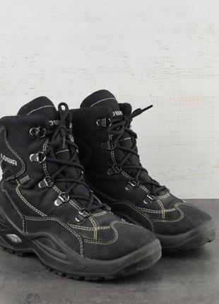 Зимние ботинки lowa rufus gtx. размер 33