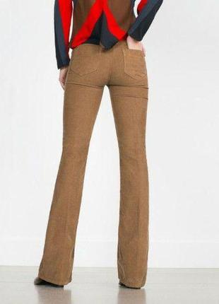 Вельветовые джинсы zara2 фото