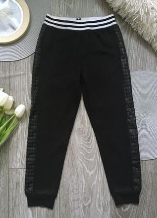 Утепленные спортивные штаны для девочки ovs италия