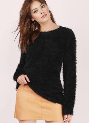Теплый приятный свитер травка chicoree p. xs