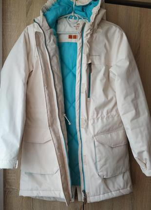 Демисезонная куртка парка outventure, размер xs