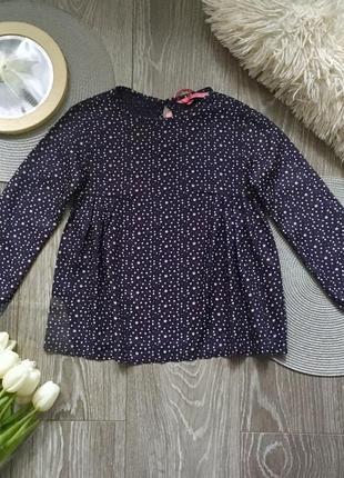Нарядная блузка для девочки ovs италия