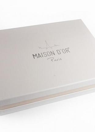 Постельное белье премиум класса maison d'or paris rose marine3