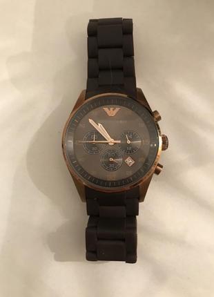 Стильные мужские часы armani