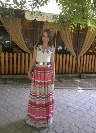 Платье вечернее/выпускное/на свадьбу
