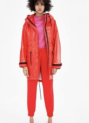 Куртка , дождевик , плащ zara