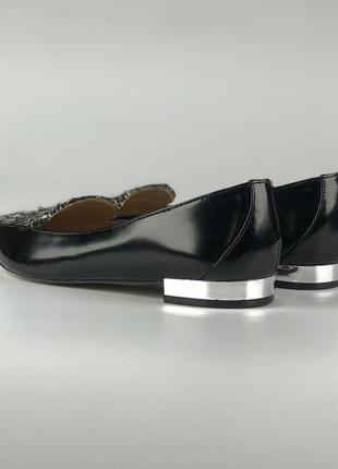 Актуальные лоферы с острым носочком  sh1910094  fiore2 фото