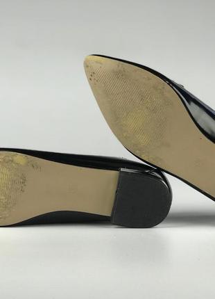 Актуальные лоферы с острым носочком  sh1910094  fiore4 фото