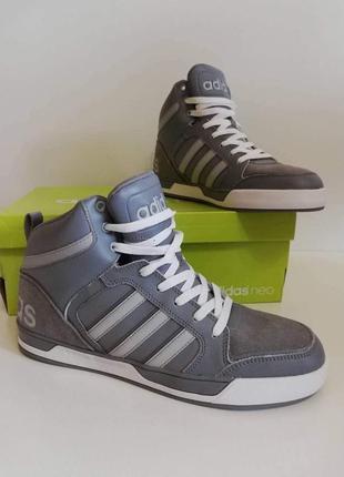 Кроссовки мужские men adidas neo raleigh 9tis mid shoes  новые, оригинал!