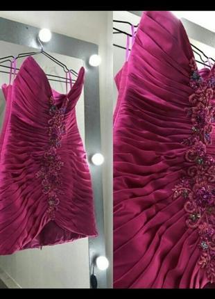 Нарядное платье slanovskiy