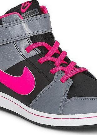 Nike backboard оригинальные кожаные кроссовки 28
