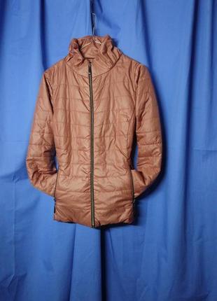 Лёгкая демисизонная брендовая курточка 🌷