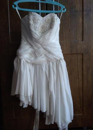 Вечернее платье можно свадебное