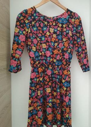 Принтова сукня