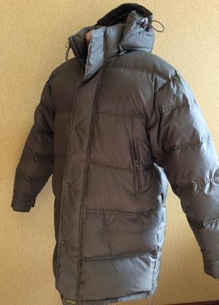 Новый пуховик куртка lee cooper active оригинал размер l