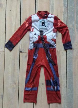 Карнавальный костюм звездные войны  star wars 7-8 лет