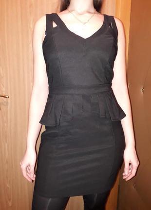 Платье amisu бандажное . распродажа на 3 профилях