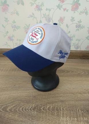 Супер бейсболка кепка для мальчиков 52-54 размер