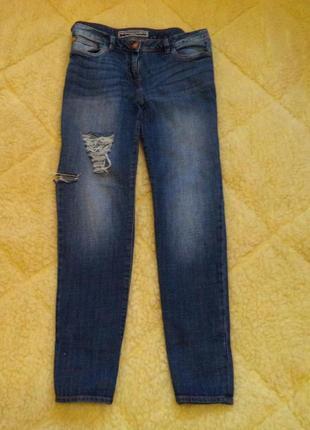 Тренд сезона. винтаж  джинсы\old school рр 12