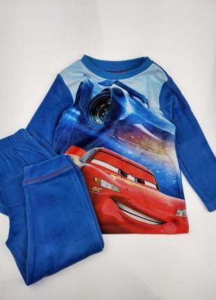 Велюровая пижама на мальчика дисней