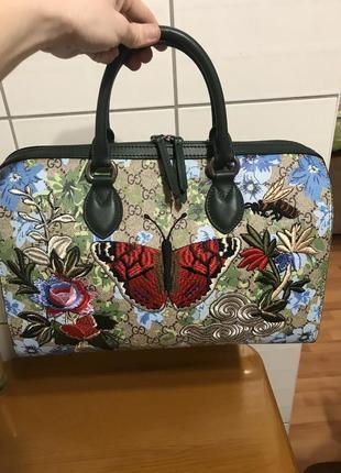 Кожаная сумка сумка кожаная gucci