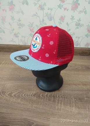Бейсболка кепка реперка