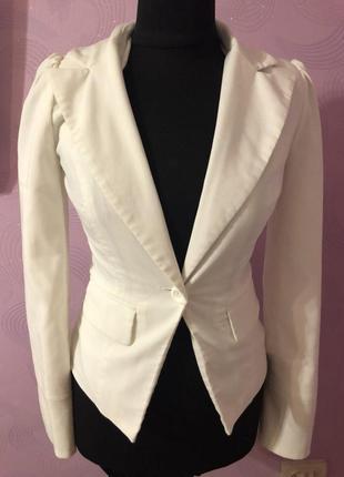 Стильный блейзер пиджак