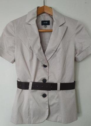 Костюм (пиджак и юбка) oodji