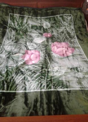 Плед-покрывало, дивандек, одеяло фирмы golden bear (бельгия)