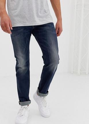 Мужские джинсы от f&f. размер w 40 l 30, идет на ххл.