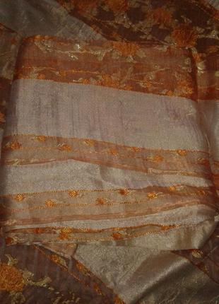Тюли - шторы органза, готовый комплект2 фото