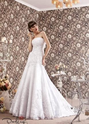 Свадебное платье! распродажа!