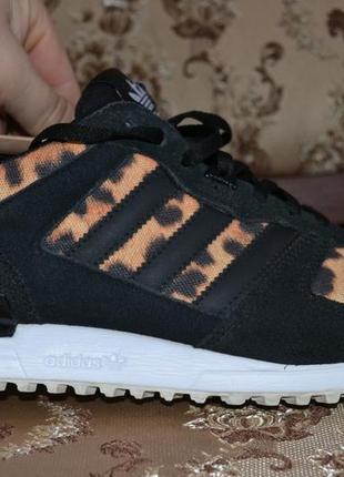 Adidas originals zx 700 кроссовки женские 41р кожаные оригинал