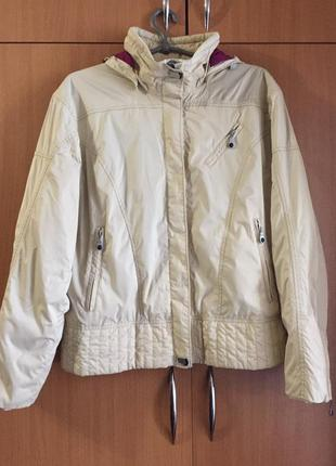 Демисезонная куртка columbia, размер м