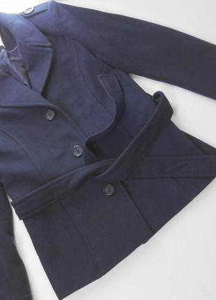 Blue motion. новое пальто синее. германия. разм 36.